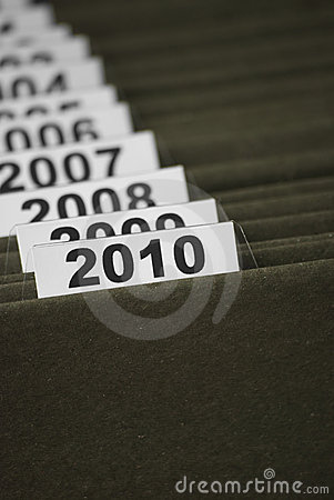 The year 2010 in index files