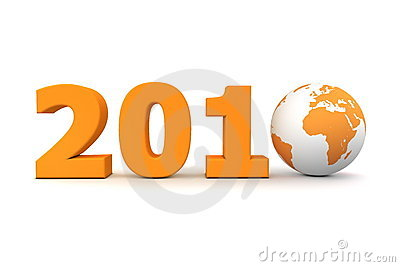 Year 2010 World Orange