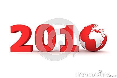 Year 2010 World Red