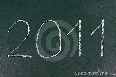 Year 2011 is coming
