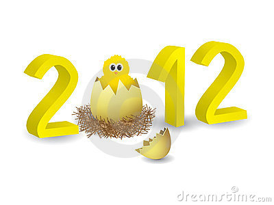 Year 2012 in 3D