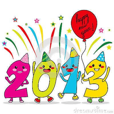 2013 on Year 2013 Party Royalty Free Stock Image   Image  25978516