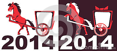 2014 - Year of the Horse on the eastern calendar