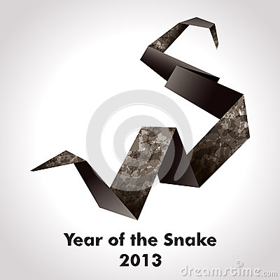 Free Year Of The Snake Royalty Free Stock Photos - 25670918
