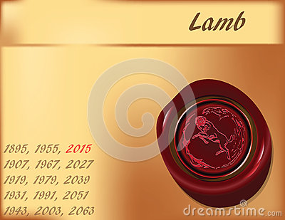 Year of Sheep - background