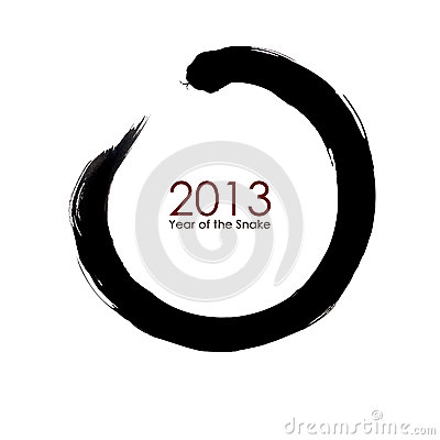 The year of snake 2013