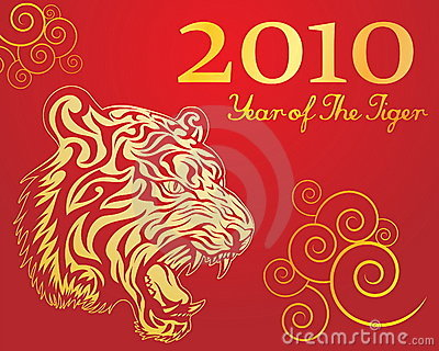 Year of the tiger 2