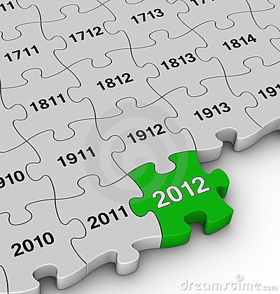 Years jigsaw puzzle