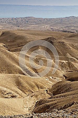 Yehuda desert