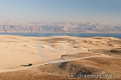 Yehuda desert and dead sea