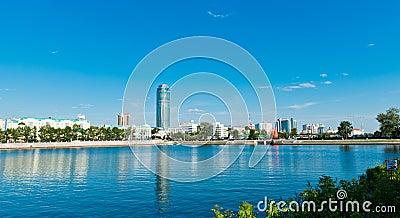 Yekaterinburg City.