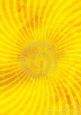 Yellow abstract background with lines