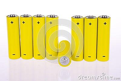 Yellow accumulators