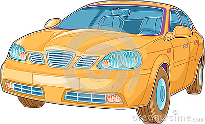 Yellow auto