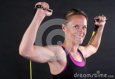 Yellow Band Exerciser