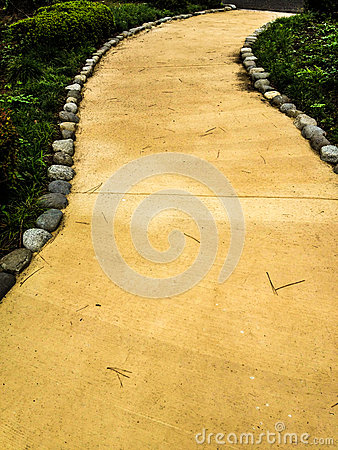 Free Yellow Brick Road Stock Photo - 38170400