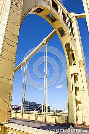 Free Yellow Bridge Arch Stock Photo - 52851160