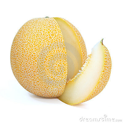 Yellow cantelope