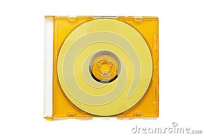 Yellow CD