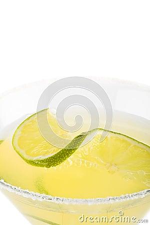 Free Yellow Cocktail Closeup Royalty Free Stock Photo - 18847385