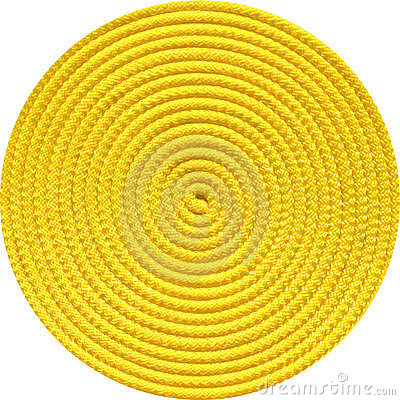 Yellow coil