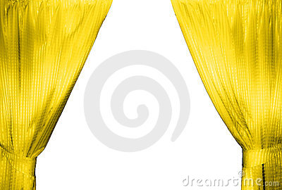 Yellow Curtain