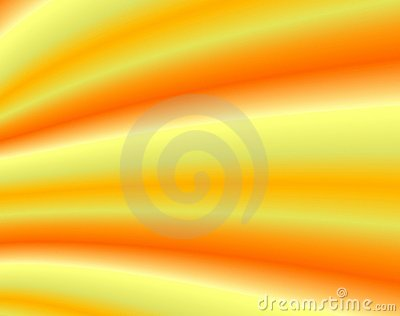 Yellow drapery background