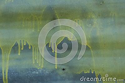 Yellow Drips
