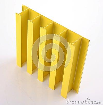 Yellow duralumin assembly