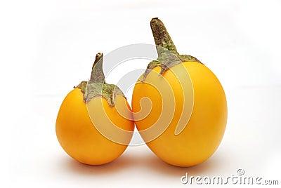 Yellow Eggplant