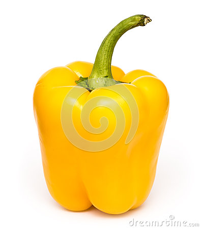 Free Yellow Fresh Capsicum Royalty Free Stock Photos - 36376968