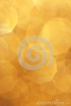 Yellow Gold Blur Background - Xmas Stock Photos