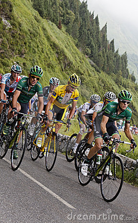 Yellow jersey Editorial Image