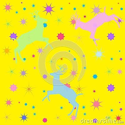 Free Yellow Kids Pattern Royalty Free Stock Images - 63693529