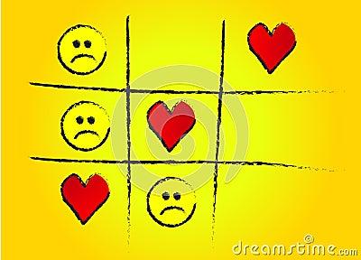 Yellow Love game toe