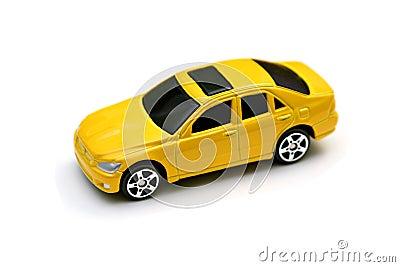 Yellow Matchbox Car Stock Images Image 5377224