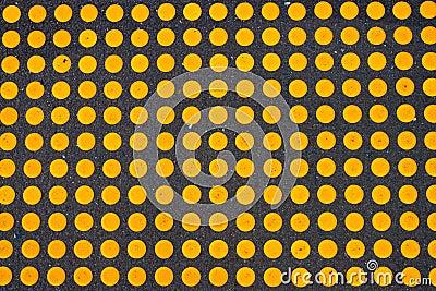 Yellow no skip textured