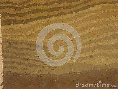 Abstract brown painted background