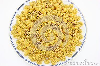 Yellow pasta