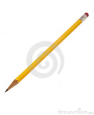Free Yellow Pencil Stock Photos - 14583843