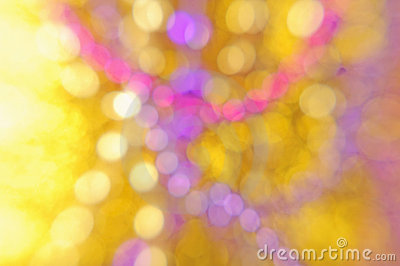 Yellow pink purple abstract background