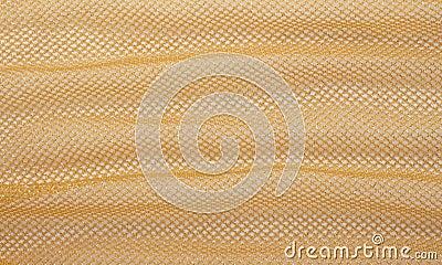 Yellow Plastic Fabric