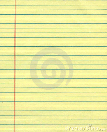 Related Keywords & Suggestions For Yellow Lined Paper Background