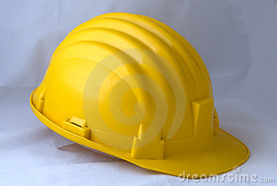 Yellow safety-gear