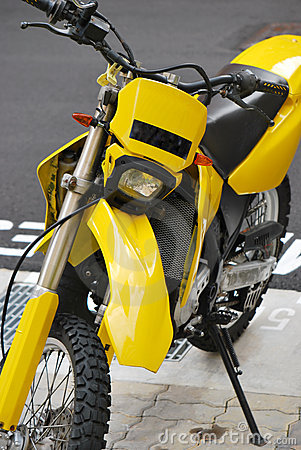 Yellow Scrambler