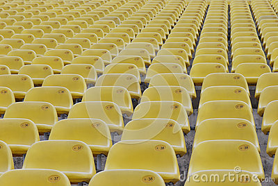 Yellow Seats
