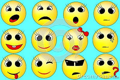 Yellow Smiles