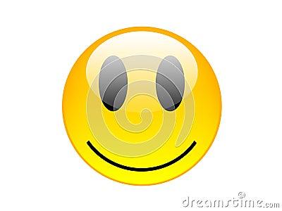 Yellow smilie