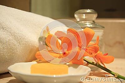 Yellow, soap