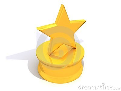 Yellow star award